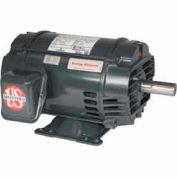 US Motors, ODP, 7.5 HP, 3-Phase, 1185 RPM Motor, D7P3H