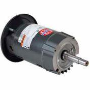 US Motors Pump, 3 HP, 3-Phase, 3480 RPM Motor, DJ3S1AU