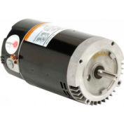 "US Motors 56 C Flange 6.5"" Dia. Pool, 1 1/2 HP, 1-Phase, 3450 RPM Motor, EB123"