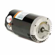 "56 C Flange 6.5"" Dia. Pool, 3/4 / 1/10 HP, 1-Phase, 3450/1725 RPM Motor, EB973"