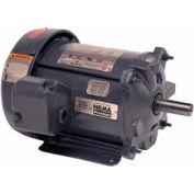 US Motors, TEFC, 10 HP, 3-Phase Motor, C10P1BC
