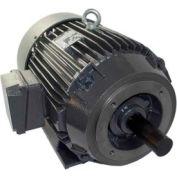 US Motors, H15P1DC, TEFC, 15 HP, 3-Phase Motor,