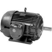 US Motors, TEFC, 20 HP, 3-Phase, 1770 RPM Motor, H20P2D