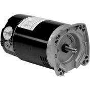 US Motors Pool & Spa, Square Flange, 2 HP, 1-Phase, 3450 RPM Motor, ET3220