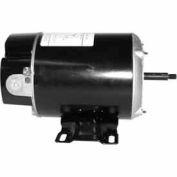 US Motors Thru-Bolt, Pool, 1 / 1/8 HP, 1-Phase, 3450/1725 RPM Motor, EZBN37