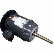 US Motors Pump, 15 HP, 3-Phase, 3490 RPM Motor, FF15S1EV