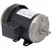 US Motors, TEFC, 1/6 HP, 1-Phase, 1725 RPM Motor, T16B2N49
