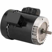 US Motors, TEFC, 1 1/2 HP, 1-Phase, 1725 RPM Motor, T32C2JCR