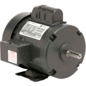 US Motors, TEFC, 1.5 HP, 1-Phase, 1740 RPM Motor, T32C2P18Z