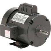 US Motors, TEFC, 1.5 HP, 1-Phase, 1740 RPM Motor, T32C2P18Z