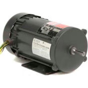 US Motors Hazardous Location, 1/3 HP, 1-Phase, 1140 RPM Motor, XS13CA3P