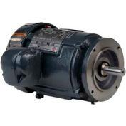 US Motors, TEFC Hazardous Location, 3/4 HP, 3-Phase, 3450 RPM Motor, XS34S1ACR
