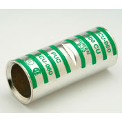 Penn-Union BCU030, Copper Compress., Crimp Splice, Standard Barrel Tin Plated, 300kcmil, White - Pkg Qty 10