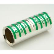 Penn-Union BCU050, Copper Compress., Crimp Splice, Standard Barrel Tin Plated, 500kcmil, Brown - Pkg Qty 10