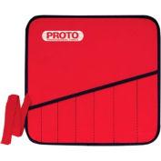 """Proto J25TR31C 7 Pocket Tool Roll, 8""""L"""