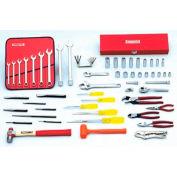 Proto® 62Piece Starter Set With Tool Box J9975-NA