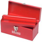 "Proto® General Purpose Tool Box - Single Latch - 14""L X 6""D X 6-1/2""H"