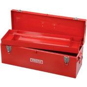 "Proto J9969-NA General Purpose Tool Box - Double Latch - 26""L X 8-1/2""D X 9-1/2""H"