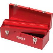 "Proto® General Purpose Tool Box - Single Latch - 19-1/2""L X 8""D X 7""H"