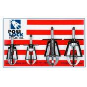 7 pc - Manual Puller Set, 2 to 10 Ton Capacity