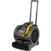 Powr-Flite® 1/2 HP Floor Dryer with Handle & Wheels - PDS1DX