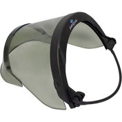 ArcGuard® H20HTFB 20 cal PureView Arc Flash Face Shield with Hard Hat