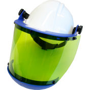 ArcGuard® H50HAT12CALCAFS 12 cal Arc Flash Face Shield with Hard Hat