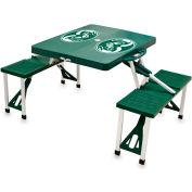 Picnic Table - Green (Colorado State Rams) Digital Print - Logo