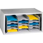 Paperflow Multibloc Storage Module Gray