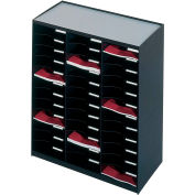 Paperflow Master Literature Organizers 36 Compartments Black