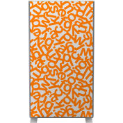 PAPERFLOW EasyScreen Room Divider, Letters