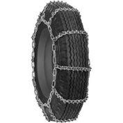 3800 Series Single Truck & Bus V-BAR Tire Chains (Pair) - 0381055