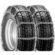 4800 Series Dual Triple Truck, Bus & RV V-BAR Tire Chains (Pair) - 0484955