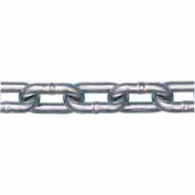 Peerless™ 5411335 8mm Utility Chain - Pc 92 Ft/Pl Zinc - Pkg Qty 92