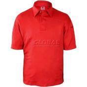 PROPPER I.C.E.™ Men's Performance Short Sleeve Polo F534172600L, Red, L