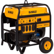 DeWalt DXGN14000 Portable Generator W/Honda Engine, 120/240V, 14000W, Electric Start