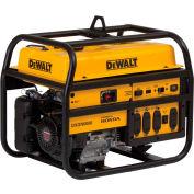 DeWalt DXGN6000 Portable Generator W/Honda Engine, 120/240V, 6000W, Recoil Start