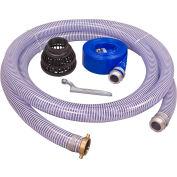 Powermate PA0650201 2 Inch NPT Water Pump Hose Kit