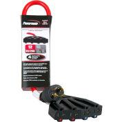 Powermate PA0650204 2' Generator Cord, 12 Gauge, 20A