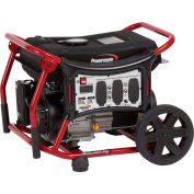 Powermate PM0143250 Portable Propane Generator, 120V, 4050W, Recoil Start