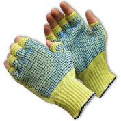 PIP Kut-Gard® Kevlar® Gloves, 100% Kevlar®, Medium Weight, Fingerless, XL