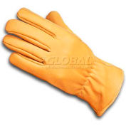 PIP Top-Grain Drivers Gloves, Kevlar® Lined, S