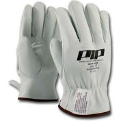 PIP Top Grain Goatskin Leather Protector For Novax® Gloves, Slip On, Size 8
