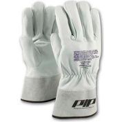 PIP Top Grain Goatskin Leather Protector For Novax® Gloves, Gauntlet, Size 7