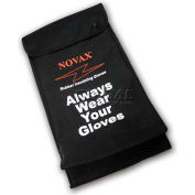 "PIP Protective Bag For Novax® Rubber Insulating Gloves, 14""L, Black, One Size"