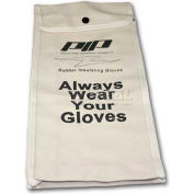 "PIP Protective Canvas Bag For Rubber Insulating Gloves, 16""L, One Size"