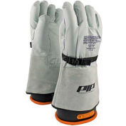 PIP Top Grain Goatskin Leather Protector For Novax® Gloves, Size 10