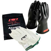 PIP ESP Kit, 1 Pair Black ESP Glove, 1 Pair Goat, Class 0, Size 10