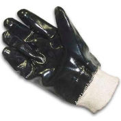 PIP Neoprene Coated Gloves, Smooth, Fully Coated, Jersey Lined, L