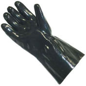 """PIP Neoprene Coated Gloves, Smooth, Jersey Lined, 12"""" Gauntlet, L"""